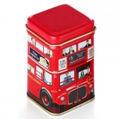 【数量限定】アーマッドティー ミニバス アールグレイ リーフティー 25g缶