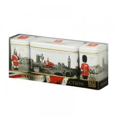 【賞味期限2019/01/01迄:10%OFF】【数量限定】アーマッドティー ウエストミンスターコレクション 3缶セット