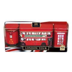 【数量限定】アーマッドティー ロンドンツアー 3缶セット