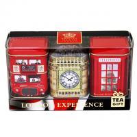 アーマッドティー ロンドン・エクスペリエンス リーフティー3缶セット