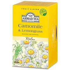 アーマッドティー ハーブティー カモミール&レモングラス ティーバッグ 20袋