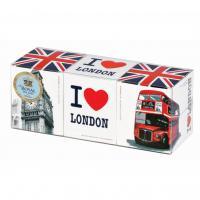 アーマッドティー アイラブロンドン ギフトパック ティーバッグ 10袋入り3箱セット