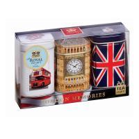 アーマッドティー ロンドンメモリーズ リーフティー3缶セット