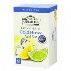 【期間限定】アーマッドティー コールドブリュー レモン&ライム ティーバッグ 20袋