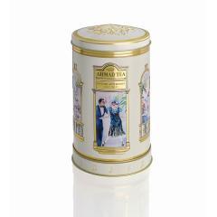 【数量限定】アーマッドティー オルゴール缶(丸型) イングリッシュアフタヌーン リーフティー 100g