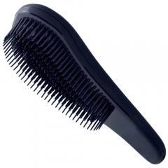 ヘアブラシ くし 静電気防止 スカルプケア インディゴ 藍 アレティ 防水 長短多層設計 絡まない ブロー サラサラ 髪 メンズ a673IDG デタングルブラシ Areti