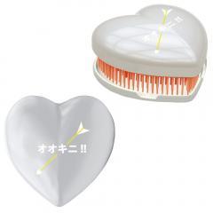 Areti サンキュー デタングルヘアブラシ a739BL 絡まない 美髪 頭髪洗浄 スカルプケア