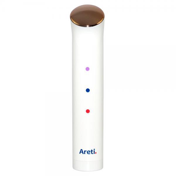 10%OFFクーポン対象商品 Areti LED 光美顔器 トライカラー b1708GD  クーポンコード:KZUZN2T
