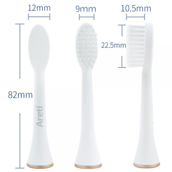 電動歯ブラシ MIGAKI 替えブラシ センシティブブラシ 歯ぐき アレティ tb1731-BB MIGAKI Areti