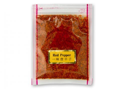 朝岡スパイス 一味唐辛子 小袋 / red pepper