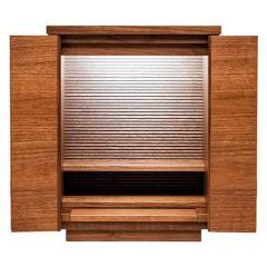 柏木工共同開発商品 S-orderウォールナット幅41cm高さ60cm 送料無料・設置サービス付 仏壇
