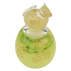 ミニ骨壺 吹きガラス アッシュボトル 猫 ペット供養