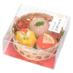 キャンドル 手まり寿司