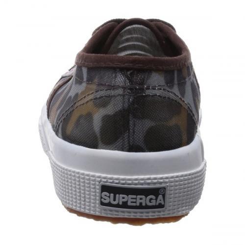 SUPERGA 2750 ANIMALNET W(スペルガ 2750 アニマルネット ウィメンズ)LEOPARD SILVER15SS-I