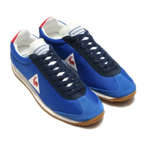 le coq sportif QUARTZ MESH GUM (ルコック クウォーツ メッシュガム) CLASSIC BLUE/DRESS BLUE【レディース スニーカー】17SS-I