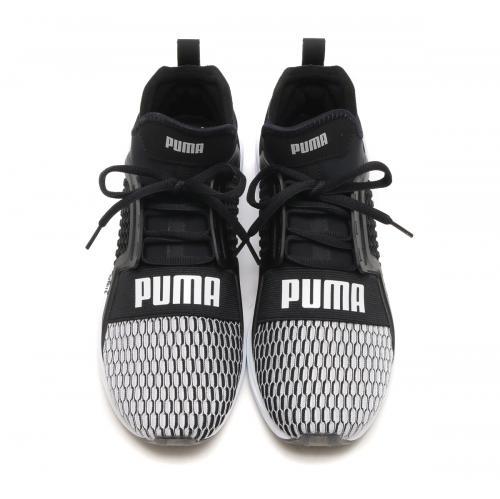 PUMA IGNITE LIMITLESS COLOR(プーマ プーマ イグナイト リミットレス カラー)(01PUMA BLACK-PU)17SS-I