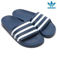 adidas Originals ADILETTE(アディダス オリジナルス アディレッタ)ADI Blue/White【メンズ】【レディース】【サンダル】16SS-I