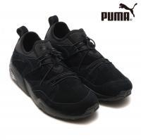 PUMA BLAZE OF GLORY SOFT(プーマ ブレイズ オブ グローリー ソフト)(PUMA BLACK-PUMA BLACK-PUMA B)