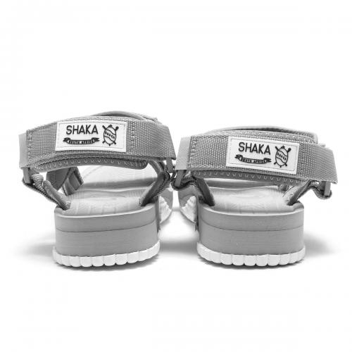 SHAKA NEO CLIMBING (シャカ ネオクライミング) GREY【メンズ レディース サンダル】17SS-I