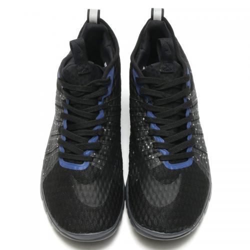 NIKE FREE HYPERVENOM 2 FC(ナイキ フリー ハイパー ベノム 2 FC)BLACK/BLACK-REFLECT SILVER-DEEP ROYAL BLUE-DARK GREY【メンズ レディース スニーカー】16SU-S