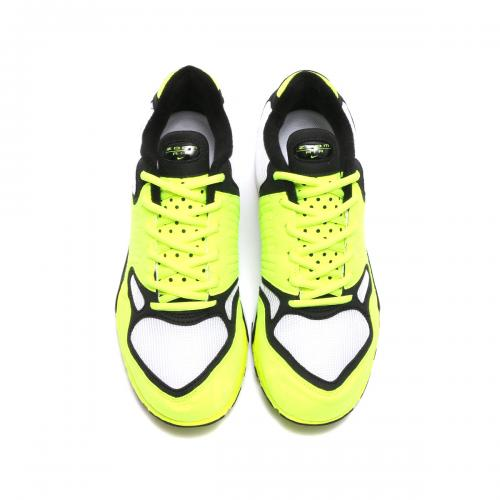 NIKE AIR ZOOM TALARIA '16(ナイキ エア ズーム タラリア 16)WHITE/BLACK-VOLT-WHITE-CHILE RED【メンズ スニーカー】17SP-I