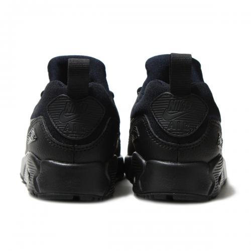 NIKE AIR MAX TINY 90 (TD)(ナイキ エア マックス タイニー 90 TD)BLACK/BLACK-BLACK【キッズ スニーカー】17FA-I