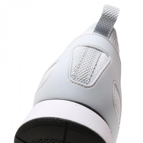 NIKE AIR ZOOM MARIAH FLYKNIT RACER (ナイキ エア ズーム マライア フライニット レーサー) PURE PLATINUM/WHITE【メンズ スニーカー】17FA-S
