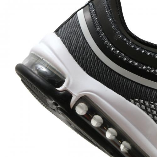 NIKE AIR MAX 97 UL '17 (ナイキ エア マックス 97 ウルトラ 17) BLACK/PURE PLATINUM-ANTHRACITE-WHITE【メンズ レディース スニーカー】17FA-S