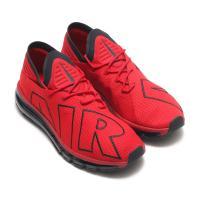 NIKE AIR MAX FLAIR (ナイキ エア マックス フレア) GYM RED/WHITE-BLACK【メンズ レディース スニーカー】17SU-S