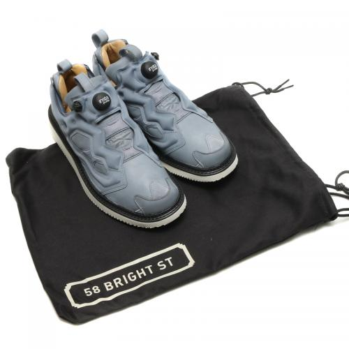 Reebok 58 BRIGHT ST FURY BOOT(リーボック 58 ブライト ST フューリー ブーツ)(BLUE)【メンズ】16FW-I
