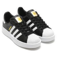 adidas Originals SUPERSTAR BD W (アディダス オリジナルス スーパースター ボールド)(Core Black/Running White/Gold Mett)  【レディース スニーカー】17SS-I