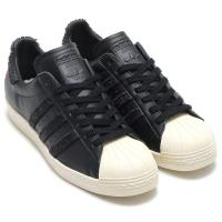 adidas Originals SUPERSTAR 80s CNY (アディダス スーパースター 80s CNY)CORE BLACK/CORE BLACK/CHALK WHITE【メンズ スニーカー】17SS-I