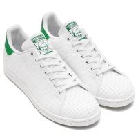 adidas Originals STAN SMITH (Running White/Green/Running White) (アディダス オリジナルス スタンスミス) 【メンズ レディース スニーカー】17SS-I