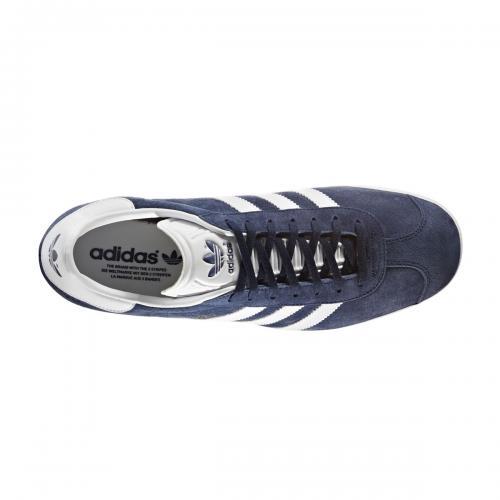 adidas OriginalsGAZELLE  (アディダス オリジナルス ガッツレー)COLLEGE NAVY/WHITE/GOLD MET【メンズ レディース スニーカー】17SS-I