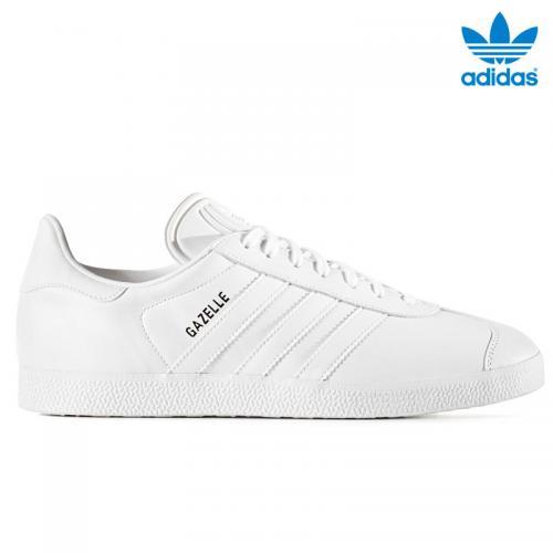 adidas Originals GAZELLE(アディダス オリジナルス ガッツレー)OFF WHITE/OFF WHITE/GOLD METT【メンズ レディース スニーカー】16FW-I