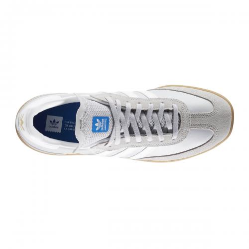 adidas Originals SAMBA ADV (アディダス オリジナルス サンバ ADV)SOLIDGREY/RUNNINGWHITE/BLUEBIRD【メンズ スニーカー】17SS-I