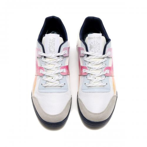 Reebok WORKOUT PLUS AFH(リーボック ワークアウト プラス AFH)(WHITE/SOLID GRAY/COLLEGE NAVY/CHALK)
