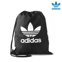 adidas Originals GYMSACK TREFOIL(アディダス オリジナルス ジムサック トレフォイル)BLACK 【ナップサック】17SS-I