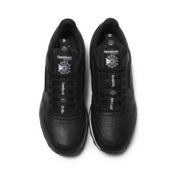 Reebok CL LEATHER IT(リーボック クラシック レザー IT)BLACK/COLE/WHITE【メンズ レディース スニーカー】17FA-I