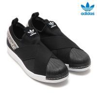 adidas Originals SS SlipOn W (アディダス オリジナルス スーパースター スリッポン W)Core Black/Core Black/Running White【レディース スニーカー】17FW-I