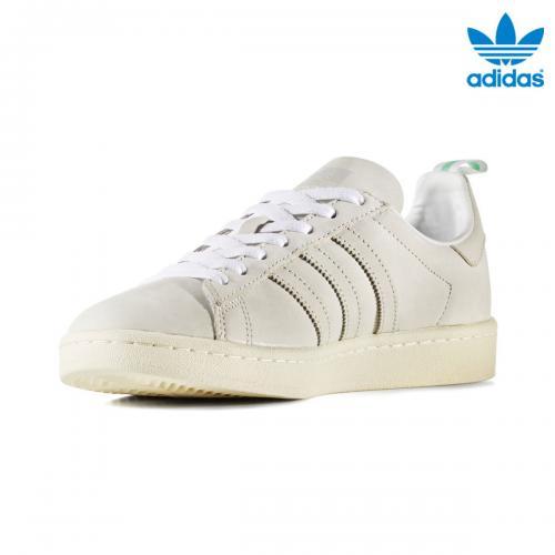adidas Originals CAMPUS(アディダス オリジナルス キャンパス)(Running White/Vintage White/Vintage White) 【メンズ スニーカー】17FW-I