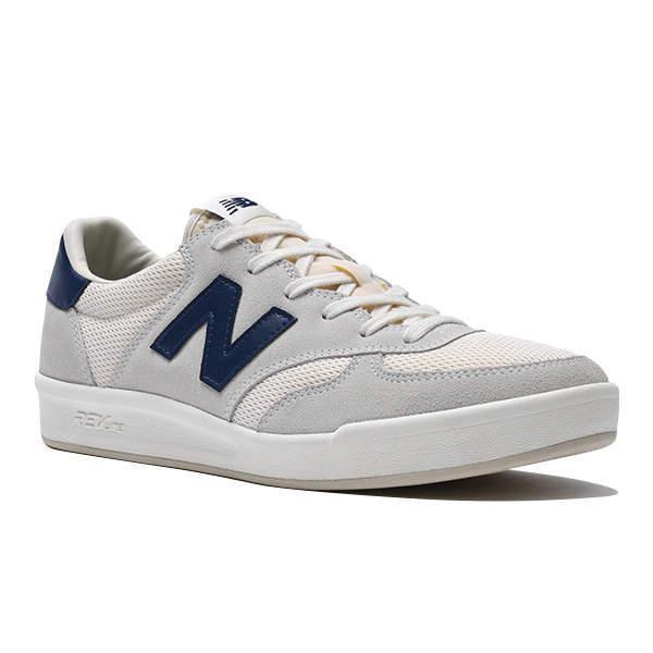 New Balance CRT300WA(ニューバランス CRT300WA)WHITE/NAVY【メンズ レディース スニーカー】17FA-I