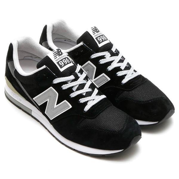 New Balance MRL996BL(ニューバランス MRL996BL)BLACK【メンズ レディース スニーカー】17FA-I