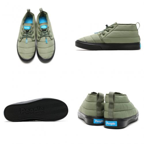 People THE CYPRESS (EXPEDITION GREEN/REALLY BLACK) 【ユニセックスサイズ】 【16FA-I】