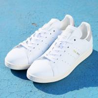 adidas Originals STAN SMITH(アディダス オリジナルス スタンスミス) RUNNING WHITE/RUNNING WHITE/CLEAR GRANITE【メンズ レディース スニーカー】17SS-I