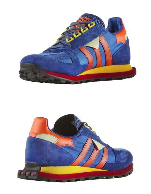 adidas Originals PROTOTYPE FORMEL 1(アディダス オリジナルス プロトタイプ フォーメル 1) Blue/Semi Solar Red/E-Cutie Yellow【メンズ レディース スニーカー】16SS-I