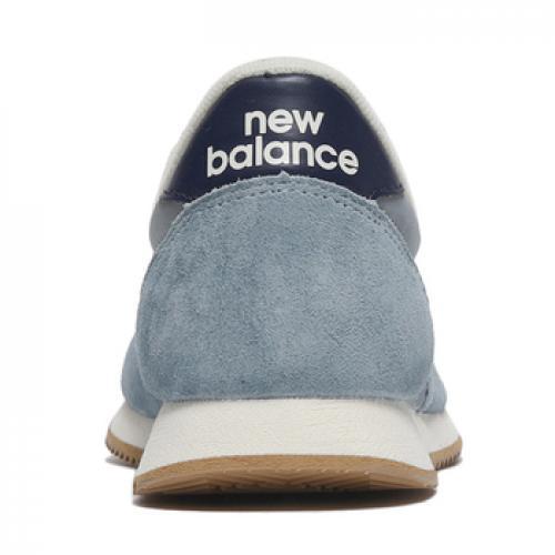 New Balance WL220OG(ニューバランス WL220OG)LIGHT BLUE/NAVY【メンズ レディース スニーカー】17FA-I