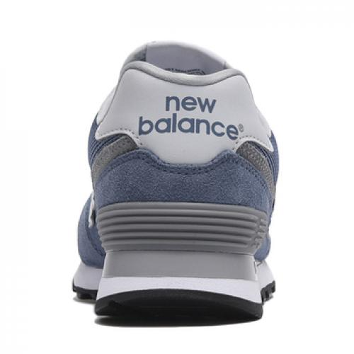 New Balance WL574CC(ニューバランス WL574CC)BLUE GRAY【メンズ レディース スニーカー】17FA-I