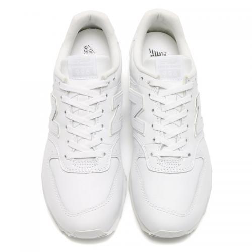 New Balance WR996 JS(ニューバランス WR996JS)MILKY WHITE【レディース スニーカー】17SS-I