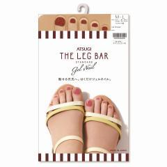 [アツギ] ATSUGI THE LEG BAR(アツギザレッグバー) ジェルネイル ストッキング 5本指 ラメネイル風 FP16900